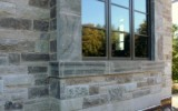 Stone window accents