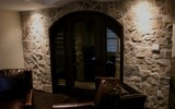 Rubble Buff Wine cellar