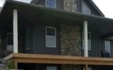 Natural fieldstone house